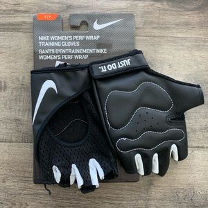 Nike perf wrap training gloves, small, NWT